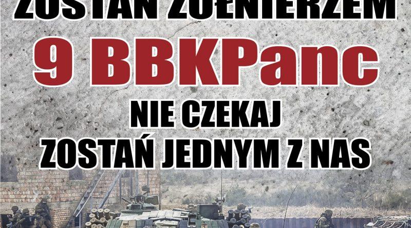 Zostań żołnierzem 9 BKPanc