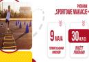 Program Sportowe Wakacje + – edycja 2021
