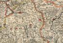 Obraz Morąga na mapie Willema Blaeu