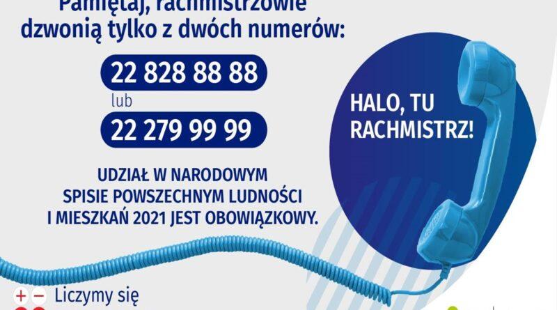 Rachmistrz dzwoni tylko z nr 22 828 88 88 lub 22 279 99 99