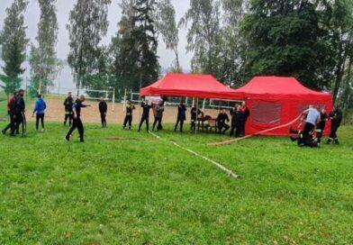 Strażacki dzień sportu